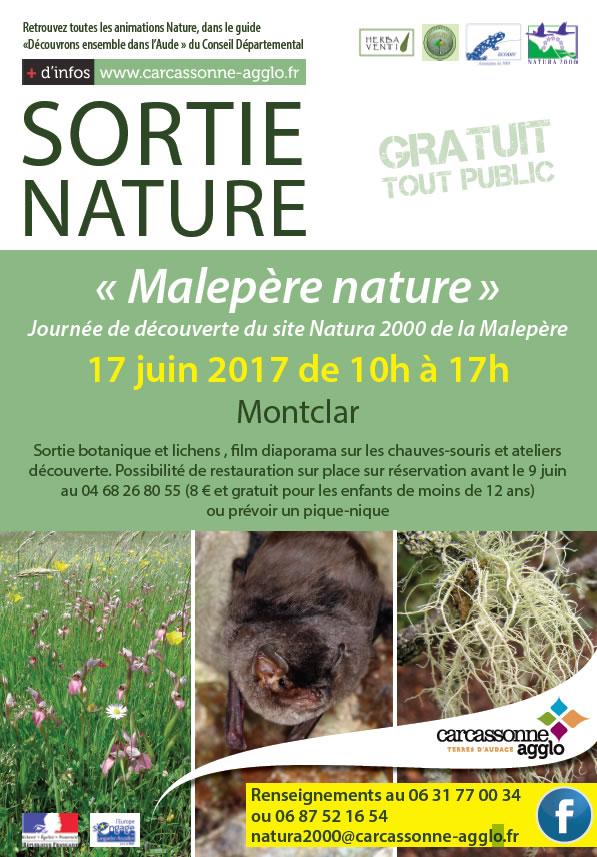 sortie nature en Malepère